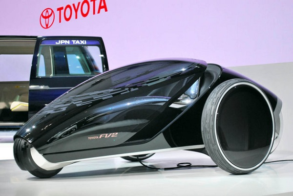 Toyota FV2 image