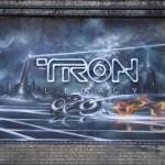 Tron Graffiti 1