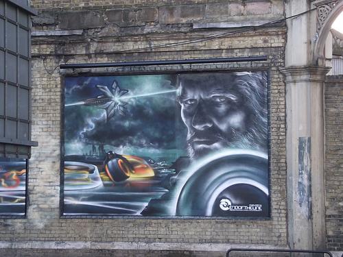 Tron Graffiti 2
