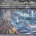 Tron Graffiti 3