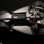 Wazuma V8F Quad Bike Ferrari 4