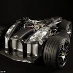 Wazuma V8F Quad Bike Ferrari 5