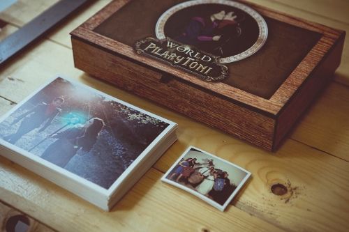 World of Warcraft Wedding Box 2