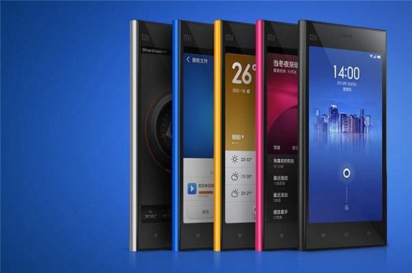 Xiaomi MI3 image