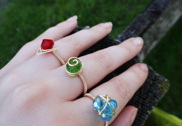 zelda rings 1