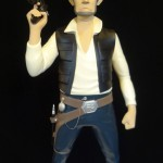 Abraham Lincoln as Han Solo