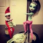 An Elf Strip Club