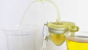 Artificial Heart Actuator Powered by Human Urine