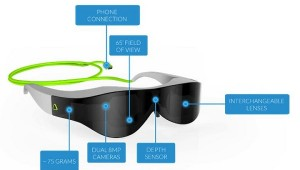 Atheer One Smart Glasses 01