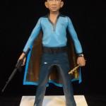 Barack Obama as Lando Calrissian