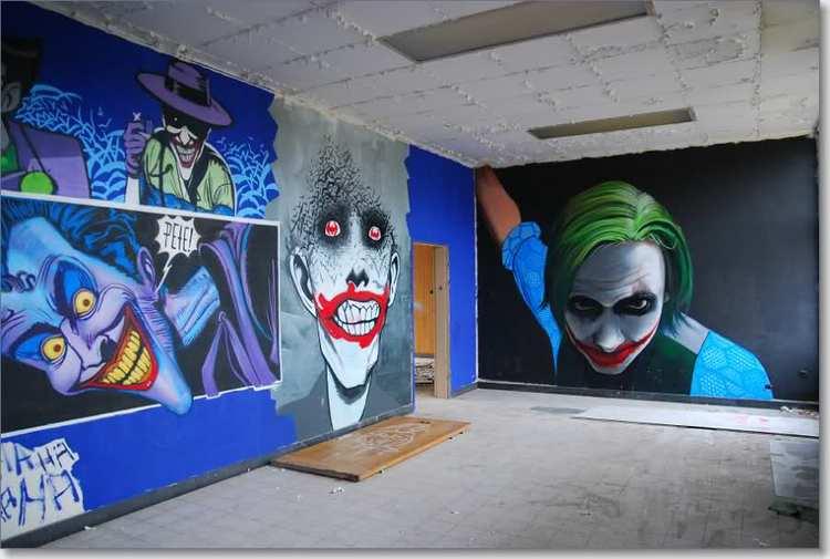 Batman Street Art 2