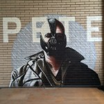 Batman Street Art 3