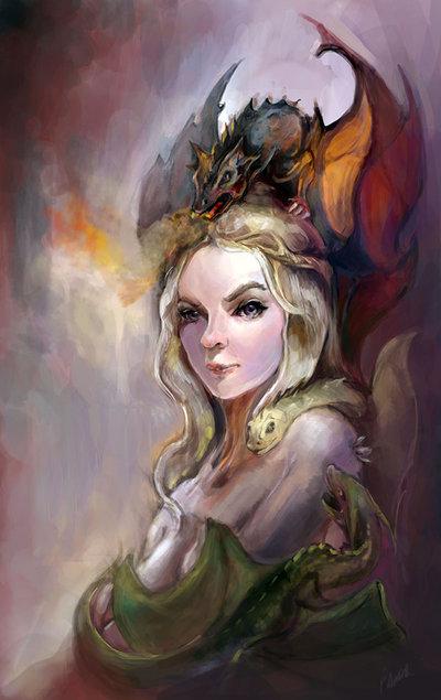 Disney Villain Daenerys