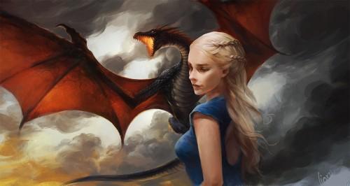 Dragon & Dany