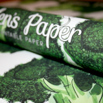 Eden's Plantable Wrapping Paper