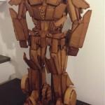 Gingerbread Optimus Prime – Transformers 01