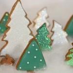 Glittering Christmas Trees