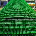 Heineken Bottle Tree