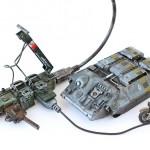 Hiroto Ikeuchi Military Base Case Mod 10