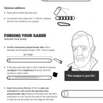 How to Make Your Own Lightsaber (Infographic) 04