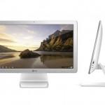 LG Chromebase All-in-One Desktop