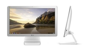 LG Chromebase All-in-One Desktop