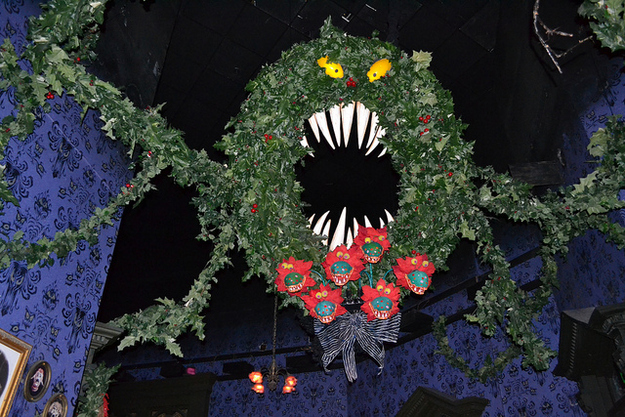 Maneating Wreath