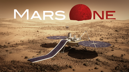 Mars One posted image
