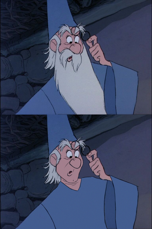 Merlin — The Sword in the Stone