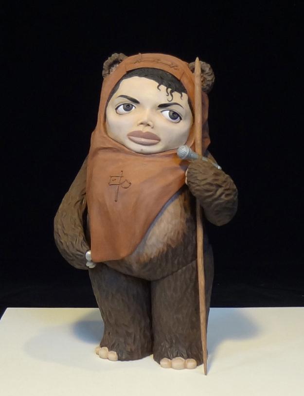 Michael Jackson Ewok
