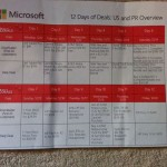 Microsoft 12 Days of Deals image