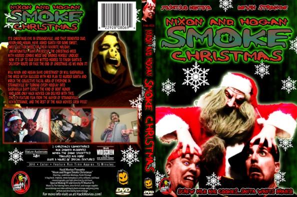 Nixon and Hogan Smoke Christmas