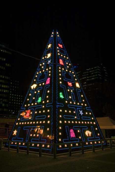 Pac-Man Tree