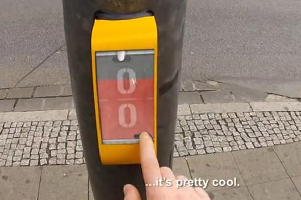 Pong-Traffic-Lights