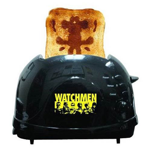Rorscharch Toaster