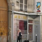 Sonic in Paris street art by Invader image 2