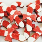 Sparkly Candy Canes