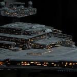 Star Wars Imperial Star Destroyer Model 2