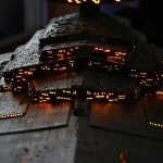Star Wars Imperial Star Destroyer Model 3