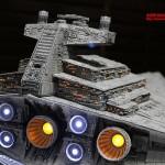 Star Wars Imperial Star Destroyer Model 4