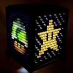 Super Mario Block Mosaic LEGO Lamp 02