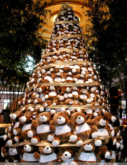 Teddy Bear Tree