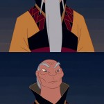 The Emperor From Mulan