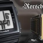 Tokyoflash Kisai Rorshach E-Paper Watch