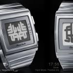 Tokyoflash Kisai Rorshach E-Paper Watch 3