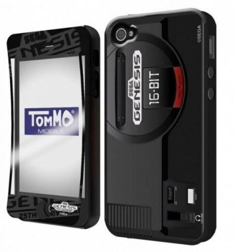 Tommo Sega iPhone 5 cases image 1