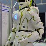 Valkyrie NASA Superhero Robot