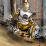 Valkyrie NASA Superhero Robot 2