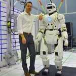 Valkyrie NASA Superhero Robot 5