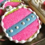Vanilla Almond Sugar Cookies